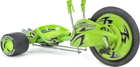 Green Machine 2 looks so very mean