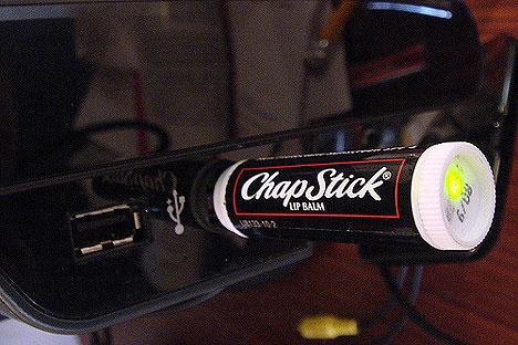 Chapstick USB Flash Drive
