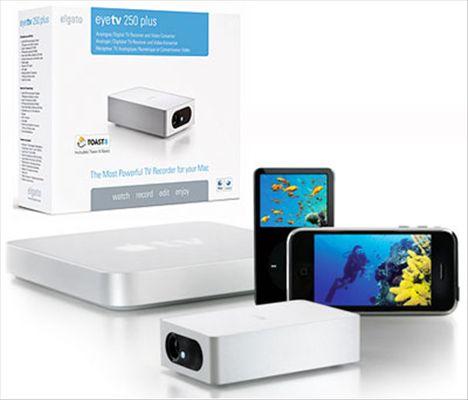 EyeTV 250 HDTV Tuner for Mac | Ubergizmo