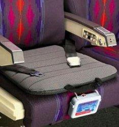 Massaging Seat Cushion