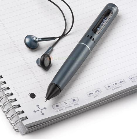 Pulse Smartpen: Read, Write, Speak and Listen With Your Pen