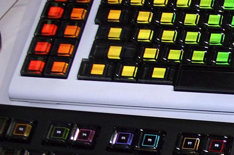 Optimus Maximus Keyboard Hands-On