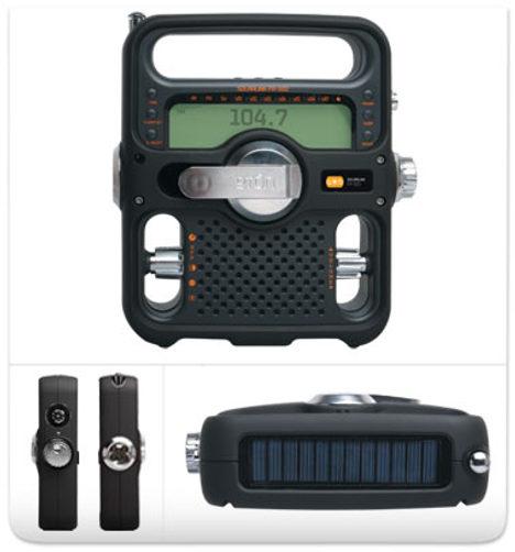 Eton FR500 Solarlink Emergency Radio for Adventurers
