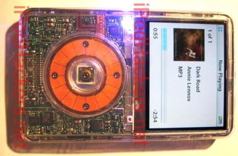 5G iPod Video Gets Bluetooth Hack   Ubergizmo
