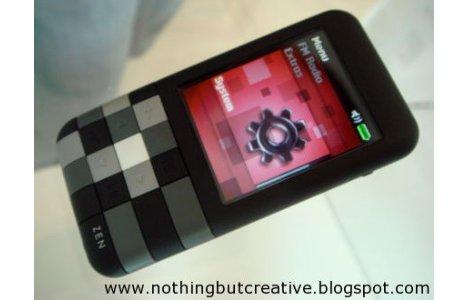 Creative Zen Mozaic Portable Media Player