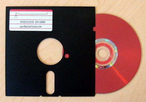 CD Disc Packaging