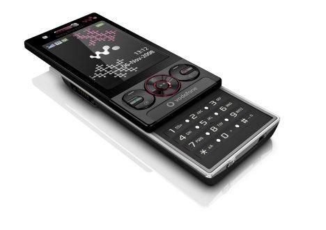 Sony Ericsson W715 Walkman Phone