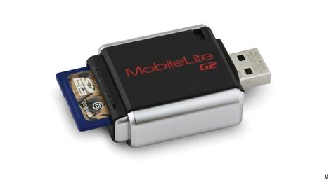 Kingston MobileLiteG2 memory card reader
