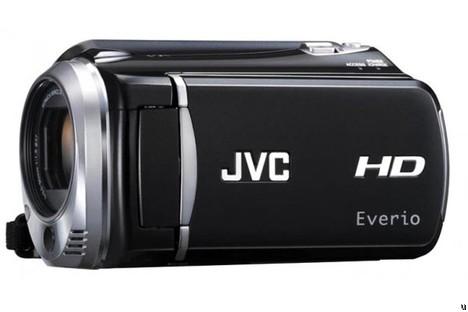 JVC Everio GZ-HD620 HD camcorder