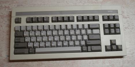 Old Fashioned Looking Wireless Keyboard | Ubergizmo