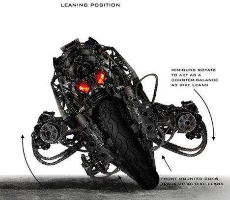 Moto-Terminator Concept