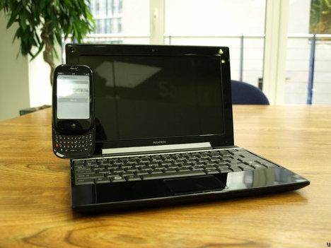 ARM-Based Pegatron Netbook Protoype