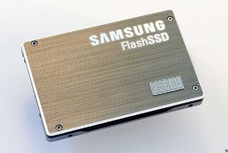 Samsung 256GB FlashSSD