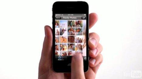 Apple's New iPhone 4 Ad Highlights The Retina Display