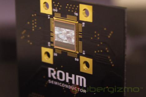 ROHM OLED micro-display | Ubergizmo