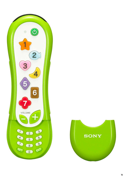 Sony rolls out RM-KZ1 remote control for kids