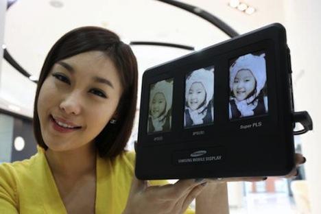 Samsung Super PLS LCD Display to Succeed IPS Displays