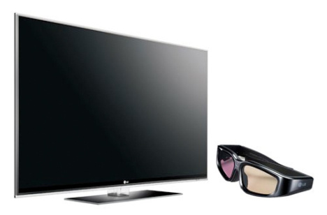 LG LX9500 3DTV Goes Official