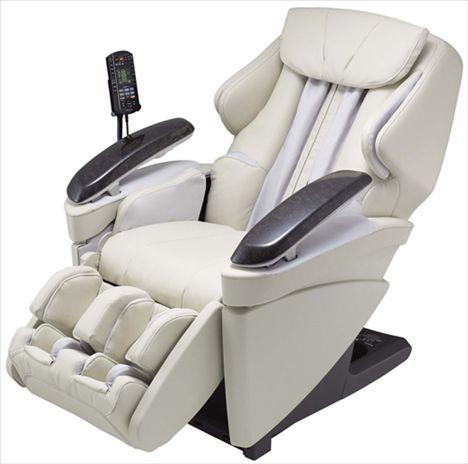 Panasonic Announces EP-MA70 Massage Chair