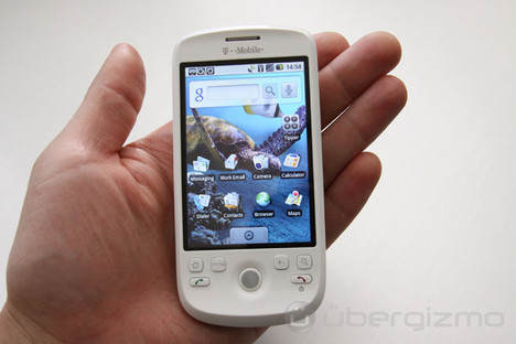 T-Mobile MyTouch 3G To Get Android 2.1 Update