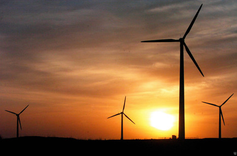 Google Inks a 20-year Wind Energy Deal