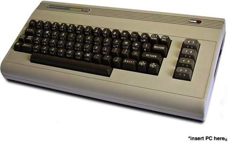 Commodore announces Commodore PC64
