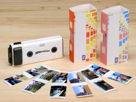 $70 3D Shot Cam Takes Simple 3D Pictures