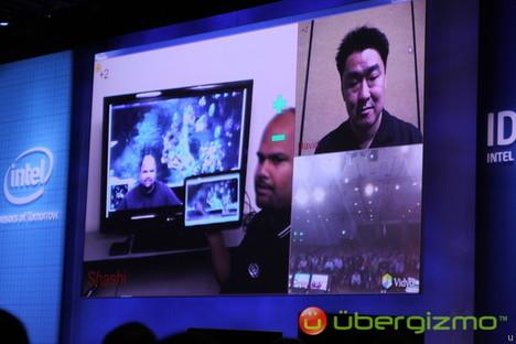 Intel WiDi technology debuts at Intel Developer Forum