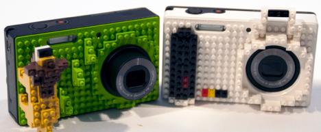 Pentax NB1000 Is A Lego-like Compact Camera