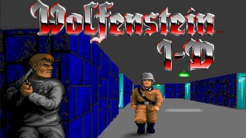 Wolfenstein 1D
