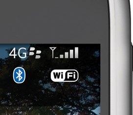 4G BlackBerry