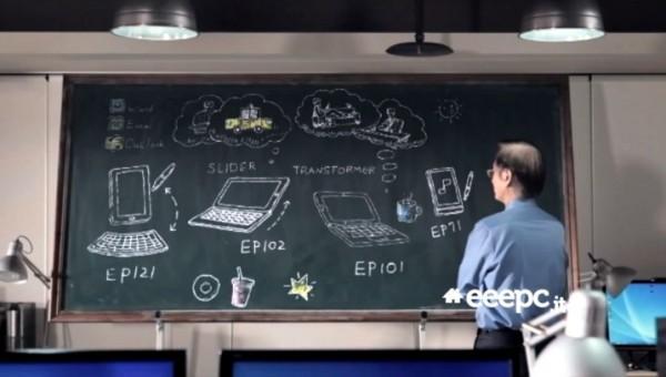 ASUS CES 2011 tablets
