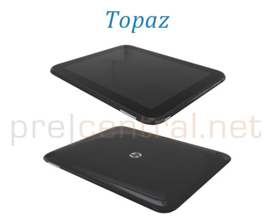 HP-Palm Topaz