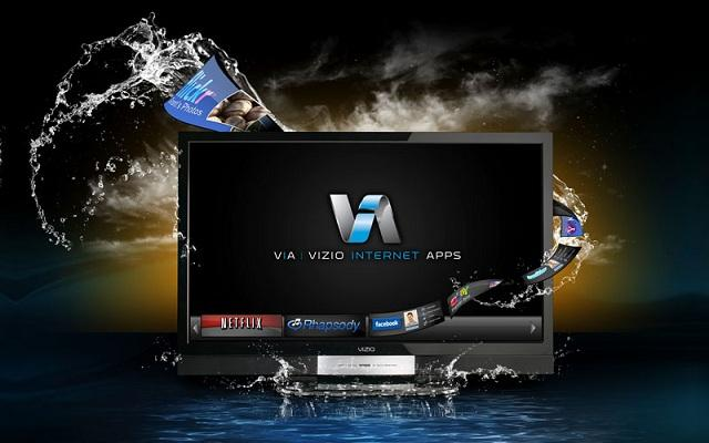 Vizio Internet Apps (VIA)