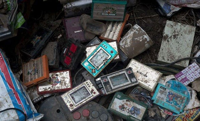 Flooded gaming consoles