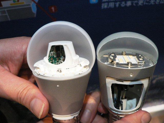 Panasonic LED bulbs vs regular incandescent bulbs