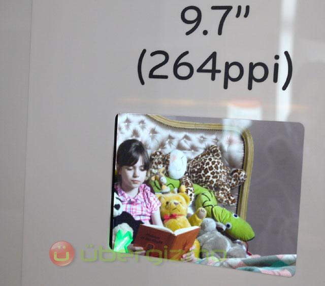 ipad 2 retina display