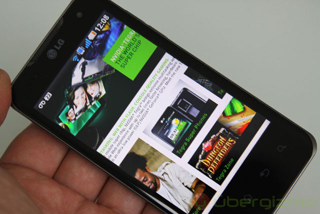 LG Optimus 2X Review -- Ubergizmo