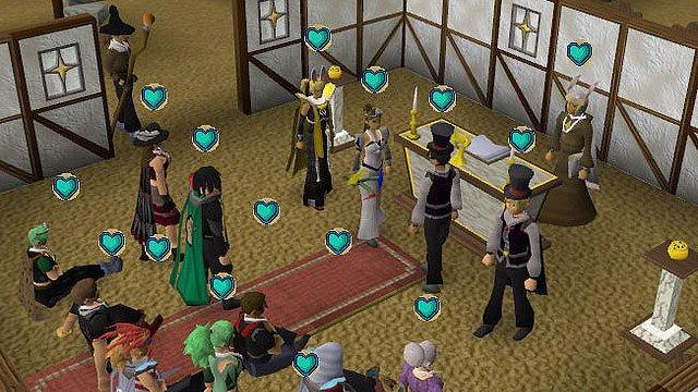 Runescape wedding