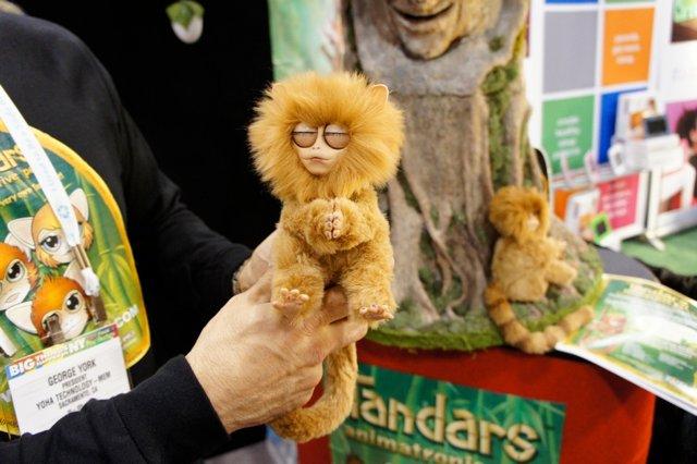 Tandars Interactive Monkey