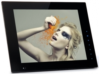 NIX motion-sensing photo frame