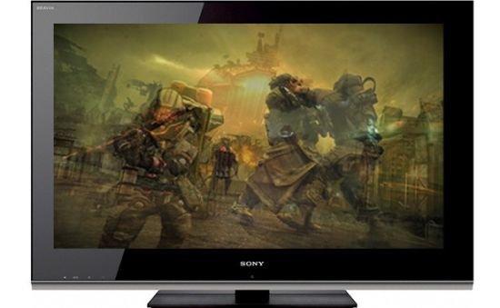 Sony dual-view