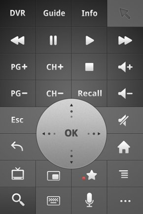 Google TV Remote iOS
