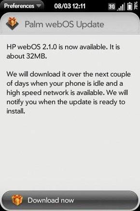 webOS 2.1
