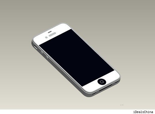 iPhone 5 engineering diagrams