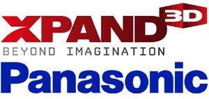 Xpand 3D Panasonic