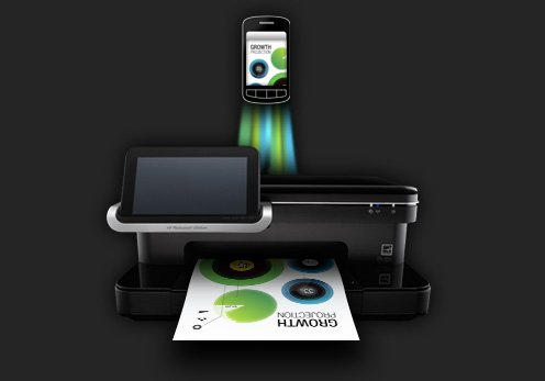 HP eprint-enabled printers