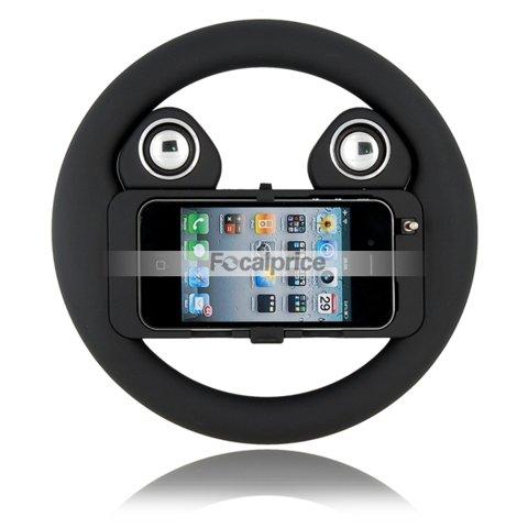 iPhone Steering Wheel Speaker