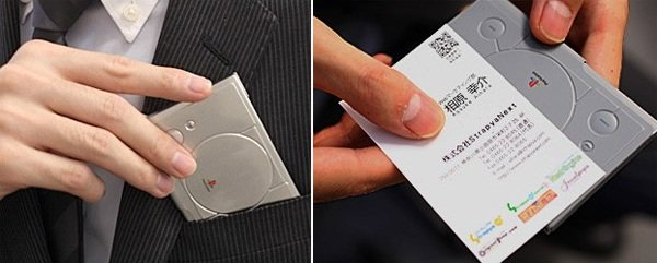 PlayStation Business Card Case