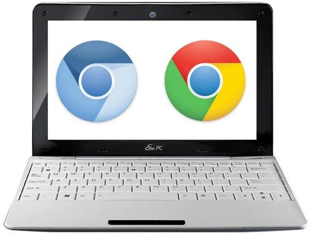 Asus Chrome netbook?